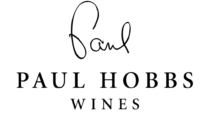 paul hobbs wine w signature - transparent