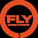 Fly Dane Fitness Logo